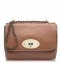 Женская сумка-мессенджер из натуральной кожи Trendy Bags, коричневая