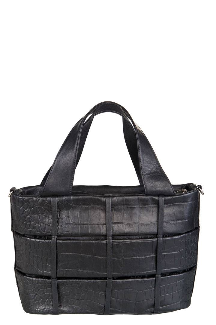 Сумка Renato Angi RA3262253 91 nero leather, черный